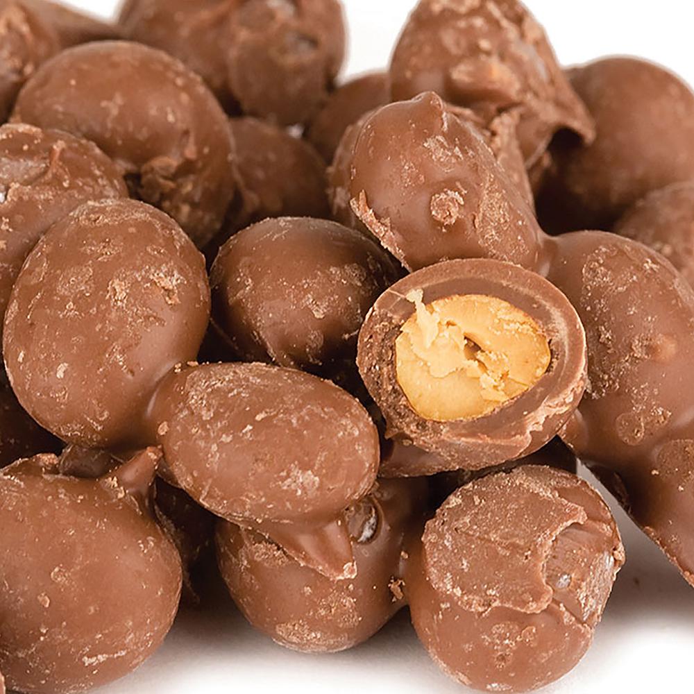 PEANUTS DOUBLE DIP MILK CHOCOLATE