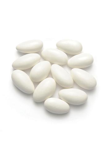 WHITE JORDAN ALMONDS