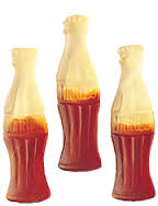 SUPER COLA BOTTLES