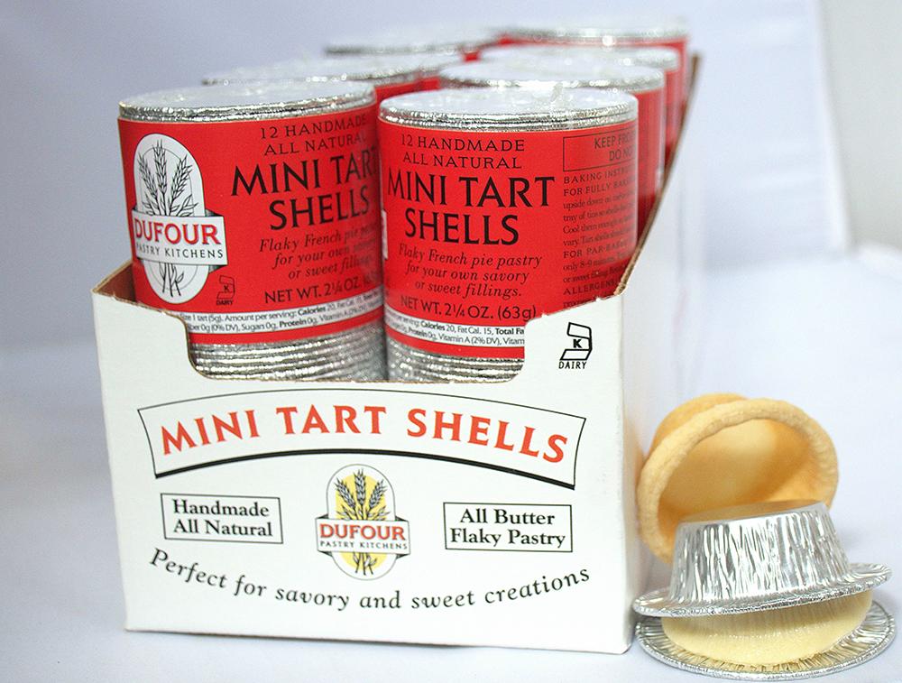 PASTRY MINI TART SHELLS