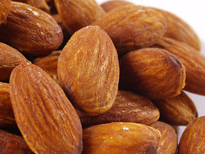 ALMONDS ROASTED W/SALT