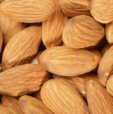 ALMONDS WHOLE RAW ORGANIC