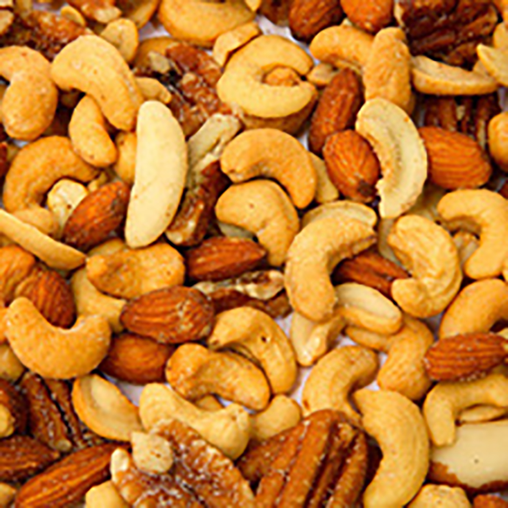 DELUXE MIXED NUTS WITH SALT