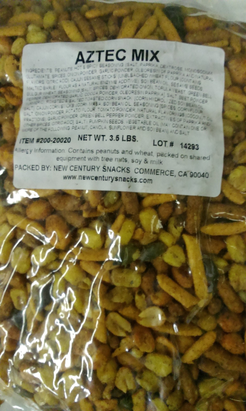 AZTEC TRAIL MIX