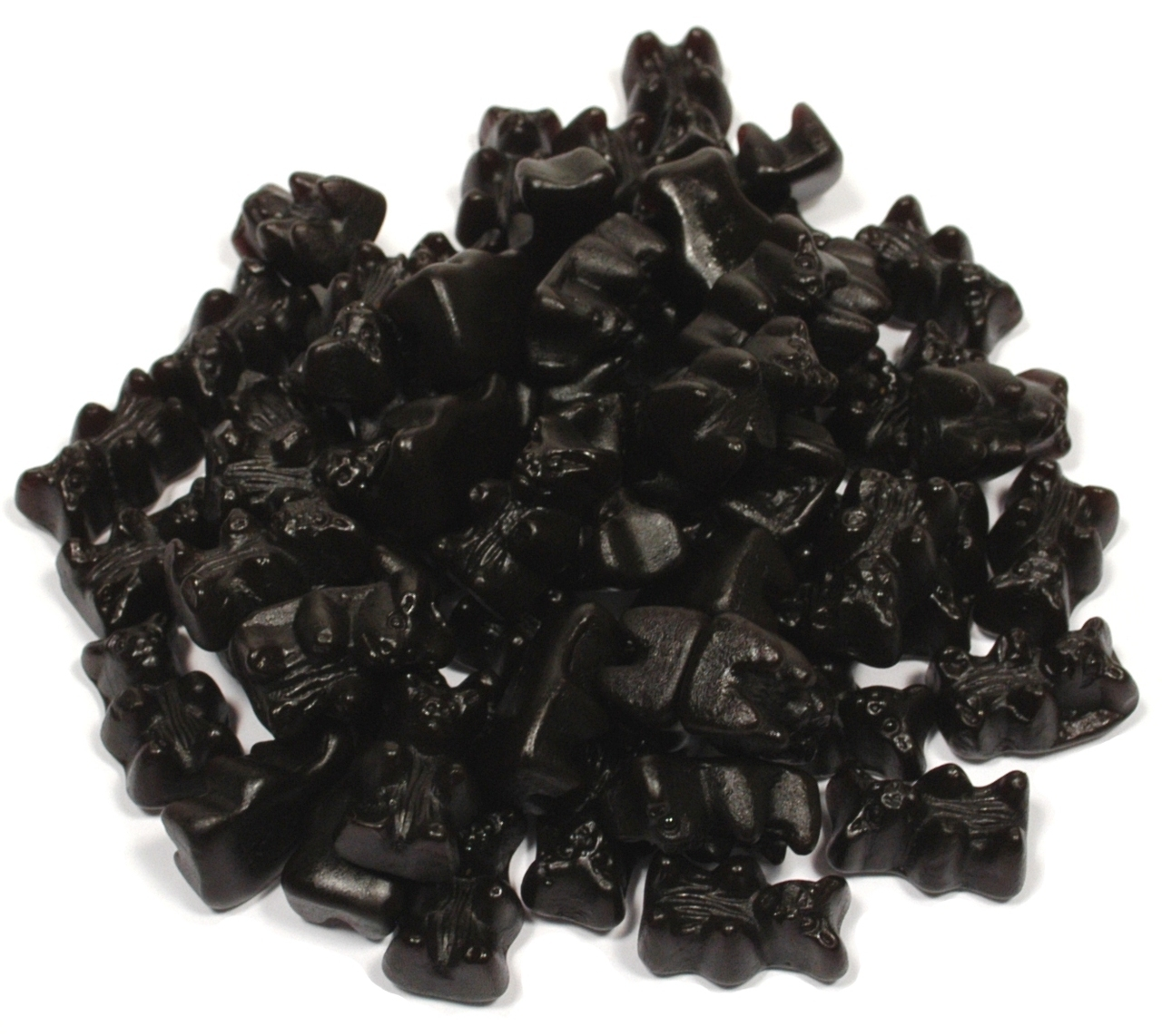 S/F LICORICE BEARS