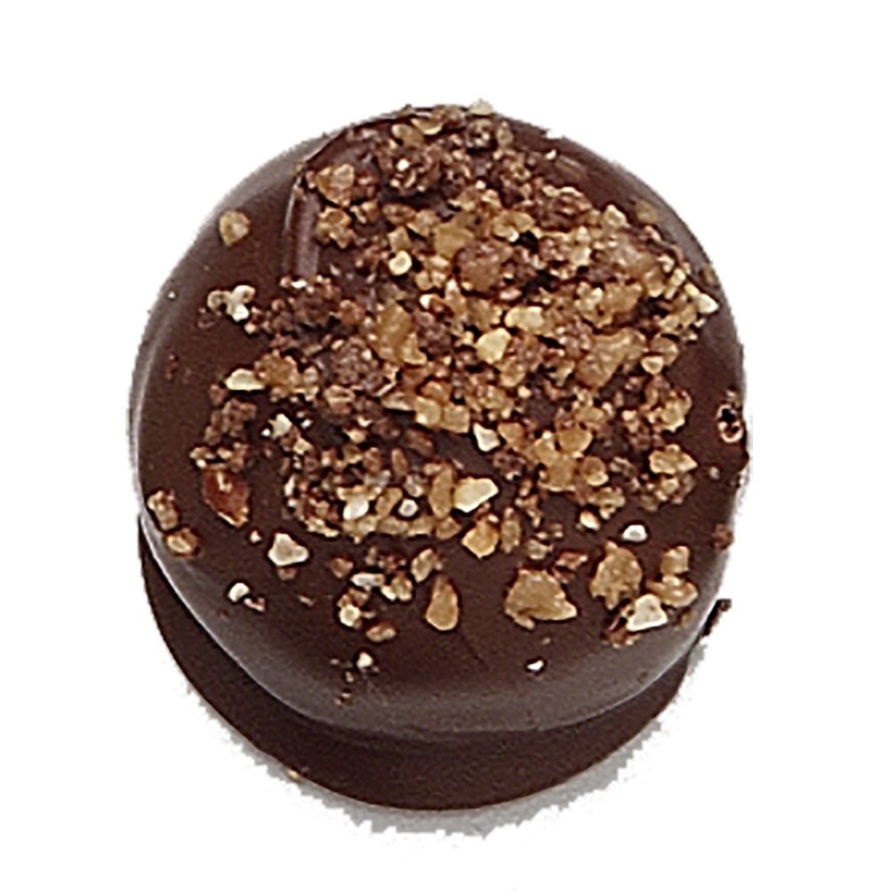 TOFFEE CRUNCH MILK TRUFFLE