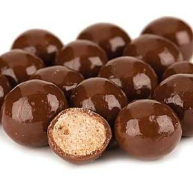MILK CHOCOLATE MALT BALLS