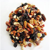 TRAIL MIX HIT THE TRAIL