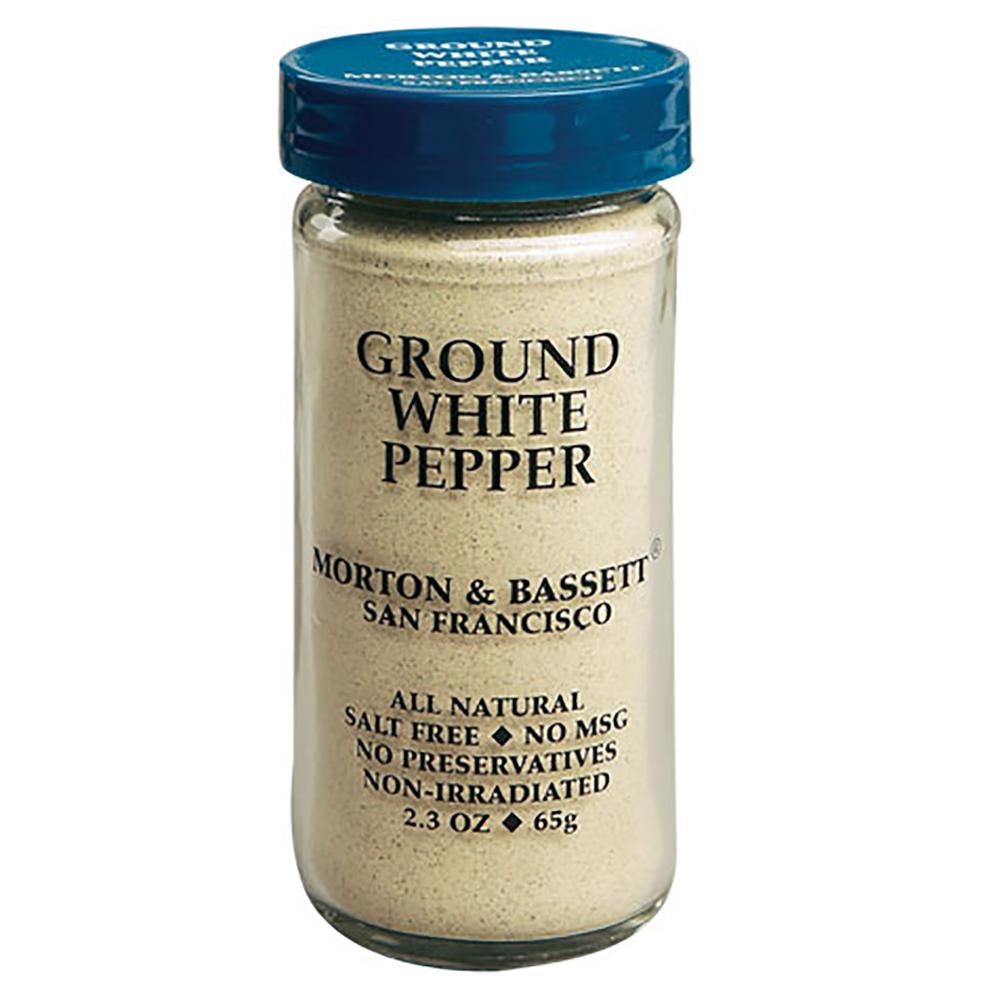 PEPPER GROUND WHITE
