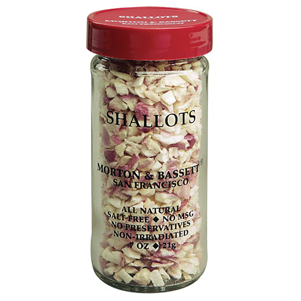 DRIED MINCED SHALLOTS