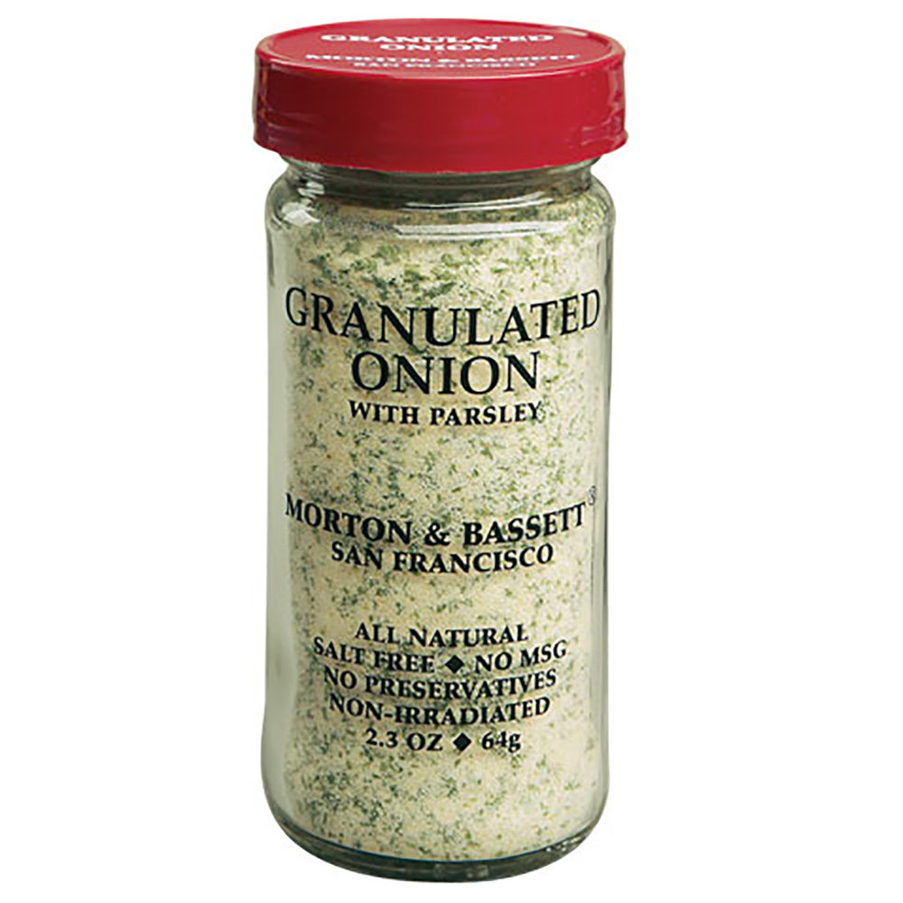 GRANULATED ONION
