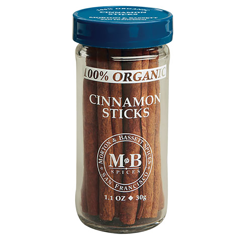 CINNAMON STICKS ORGANIC
