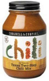 TEXAS TWO-STEP CHILI MIX