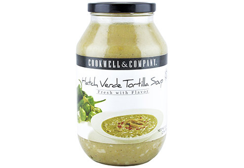 HATCH VERDE TORTILLA SOUP