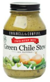GREEN CHILE STEW MIX