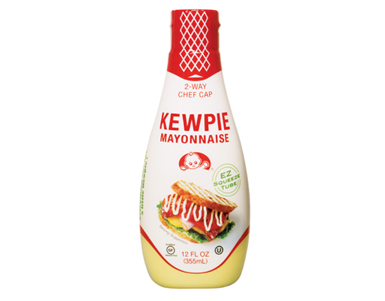 MAYONNAISE SQUEEZE TUBE