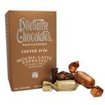 COFFEE TRIO DK/MK CHOC TRUFFLE BOX