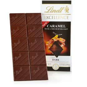 EXCELLENCE CARAMEL SEA SALT BAR