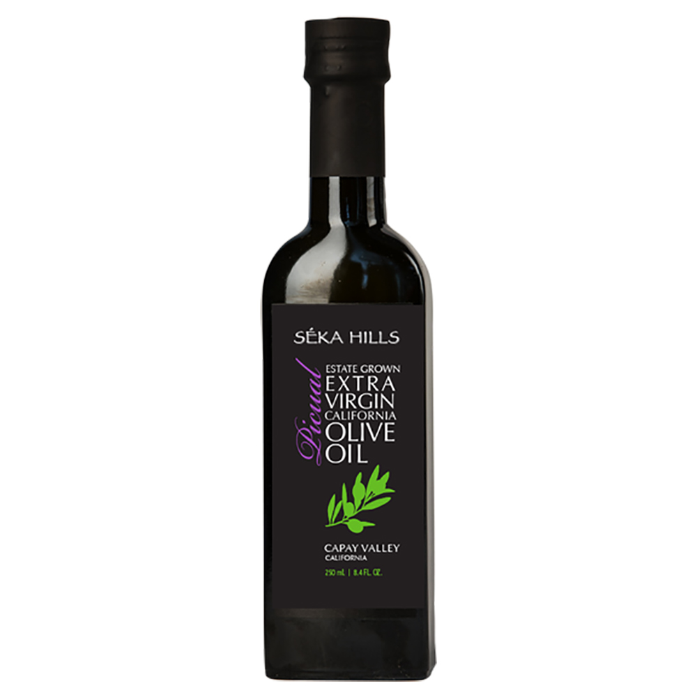 ESTATE PICUAL XV OLIVE OIL 250ML