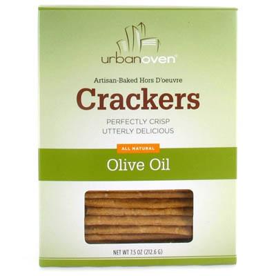 OLIVE OIL W/SEA SALT CRACKERS