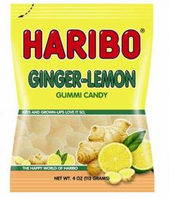 GINGER LEMON BAG