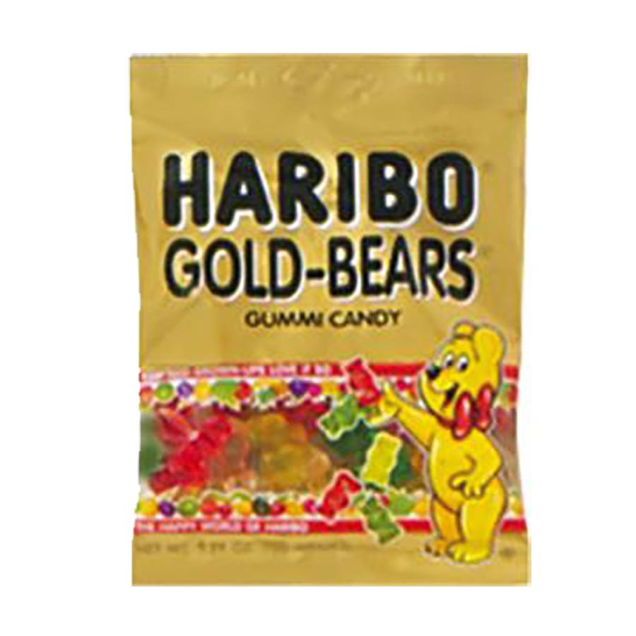 GOLD BEARS BAGS
