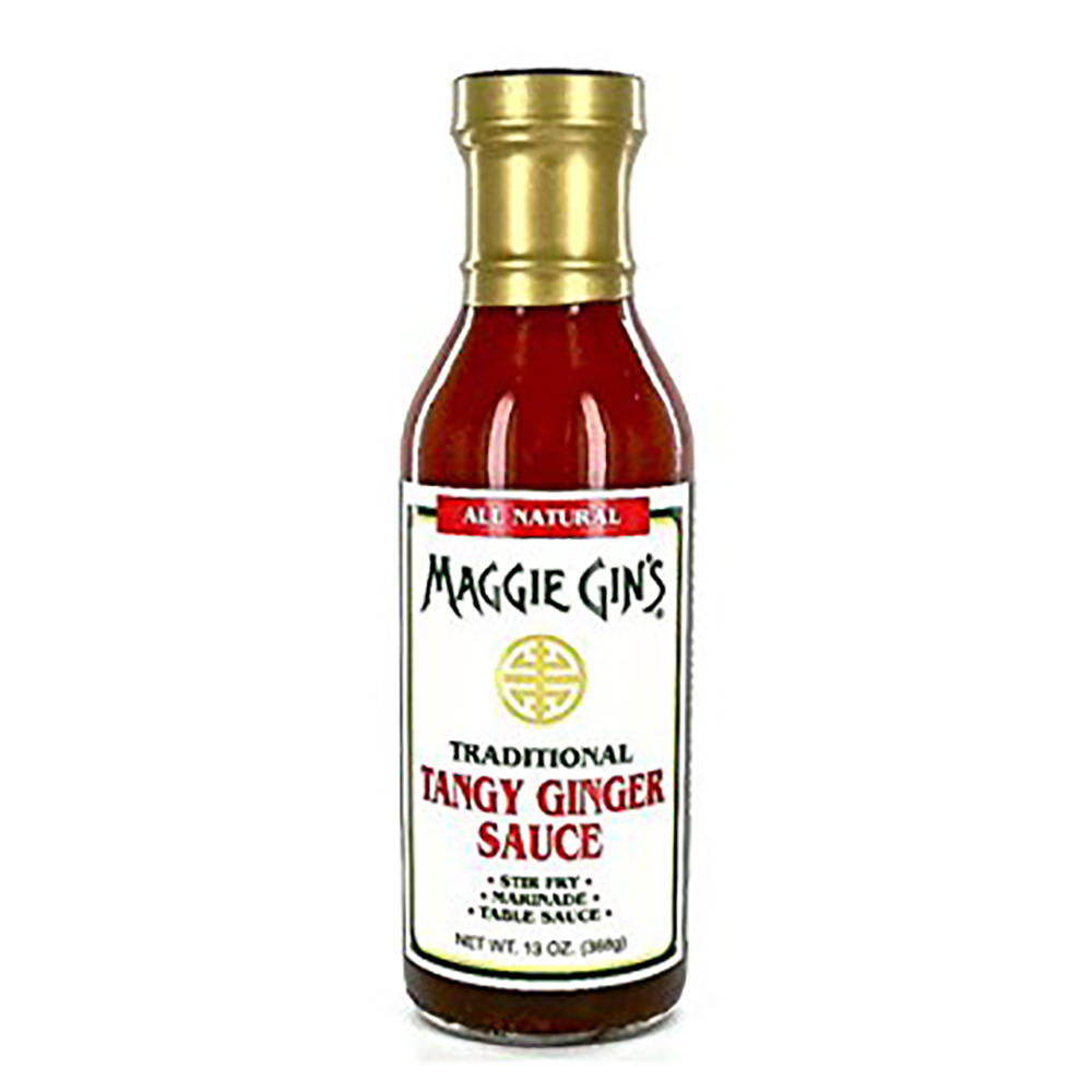 TANGY GINGER SAUCE