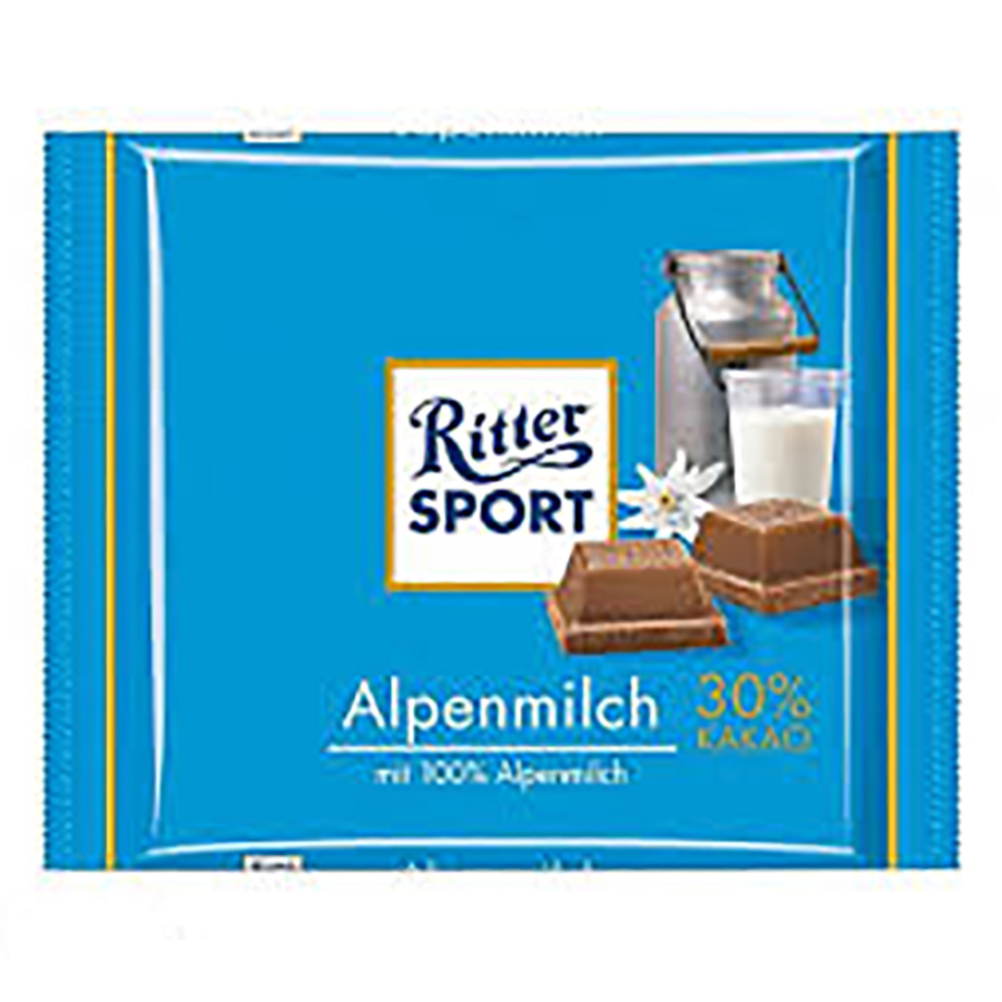 ALPENMICH CHOCOLATE BAR