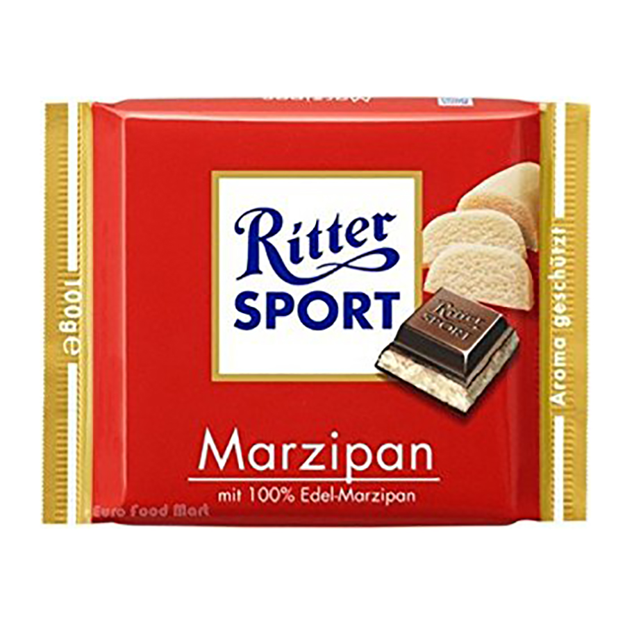 MARZIPAN CHOCOLATE BAR