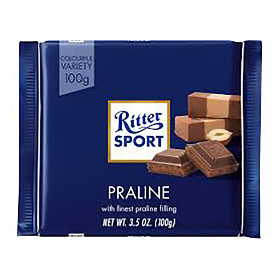 PRALINE CHOCOLATE BAR