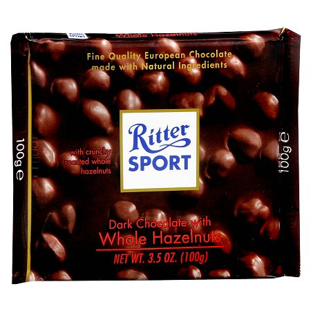 WHOLE HAZELNUT DARK BAR