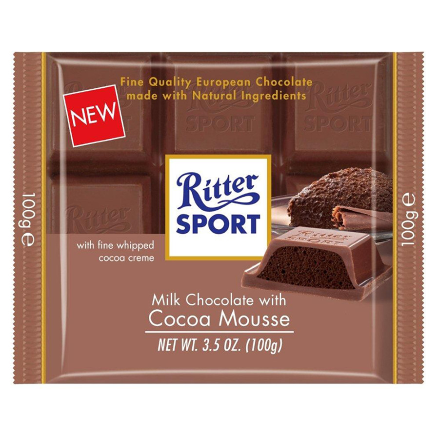 COCOA MOUSSE BAR