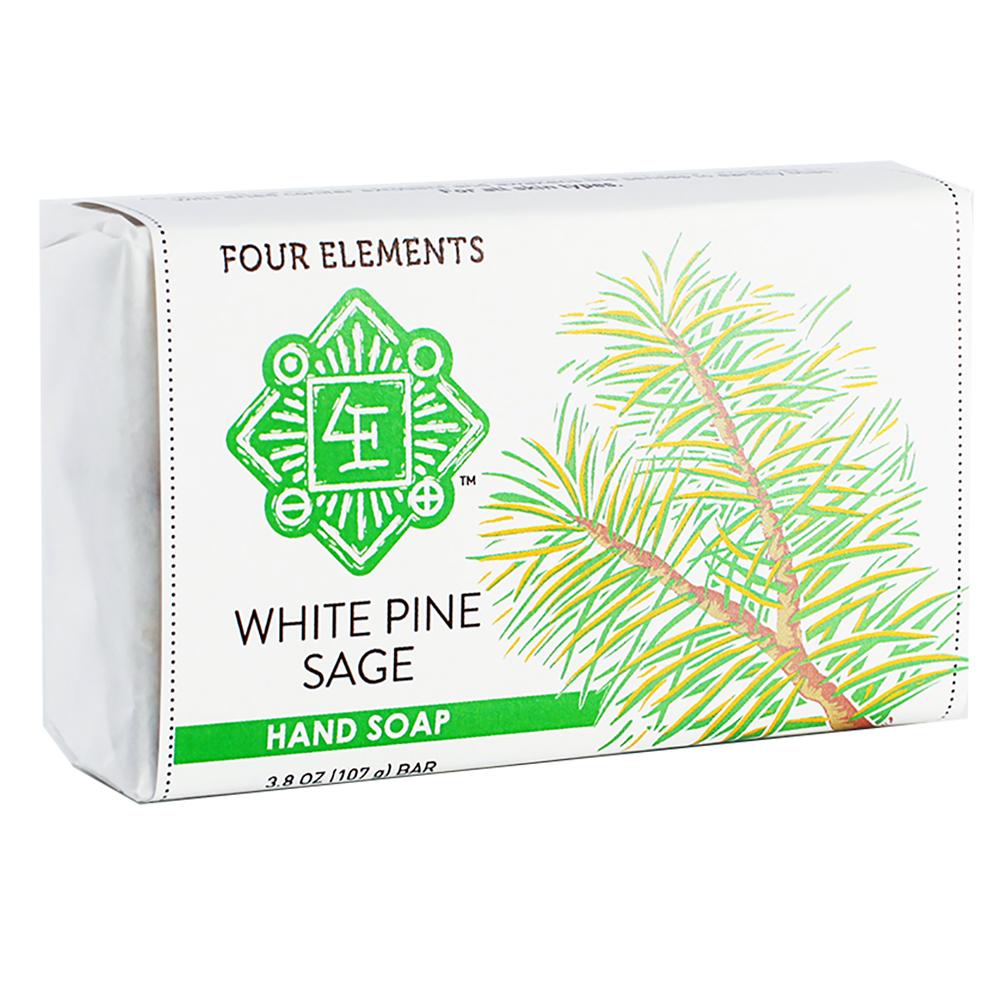 WHITE PINE SAGE SOAP