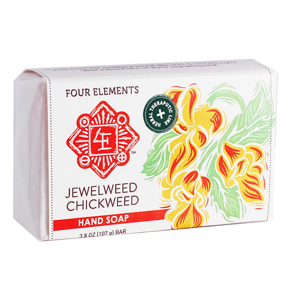 JEWELWEED CHICKWEED SOAP