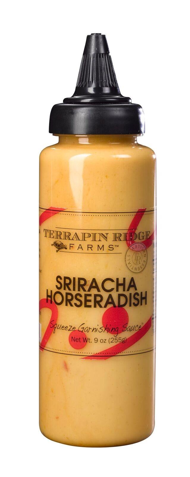 SRIRACHA HORSERADISH GRNISH SQUEEZE