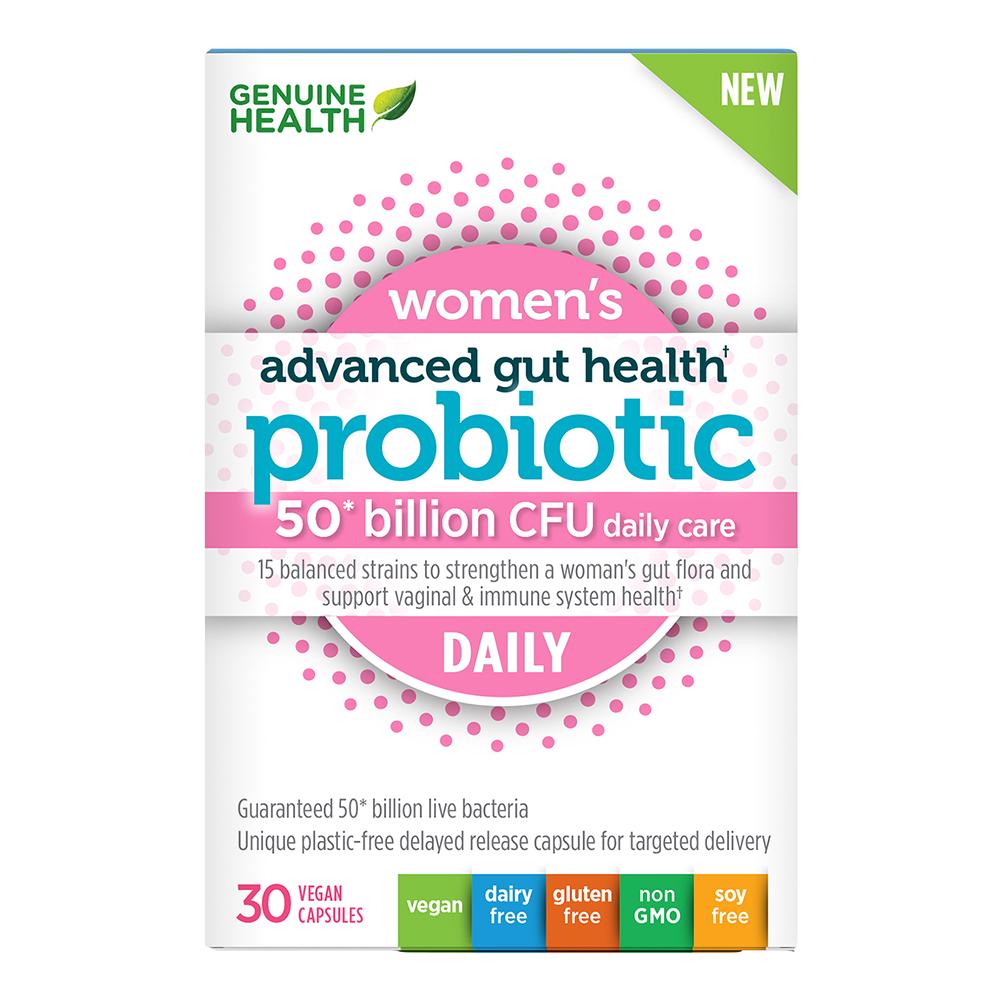 ADV GUT HEALTH PROBIOTIC WOMEN'S DA