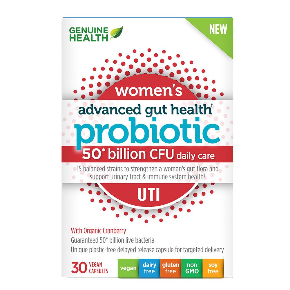 ADV GUT HEALTH PROBIOTICI WOMEN'S U