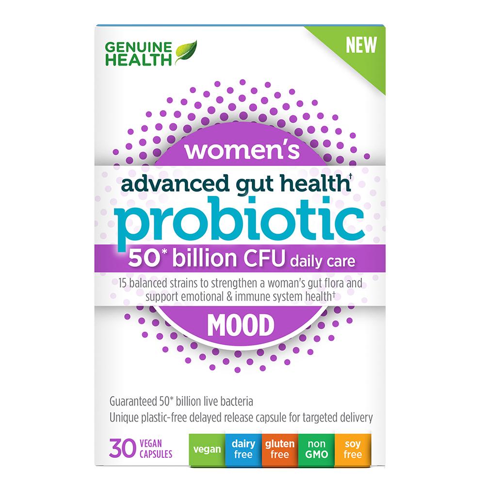 ADV GUT HEALTH PROBIOTIC WOMEN'S MO