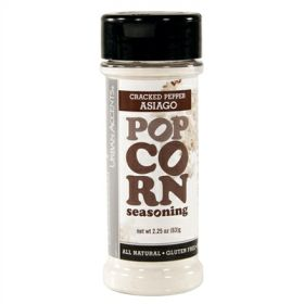 POPCORN SEASONING ASIAGO & PEPPER