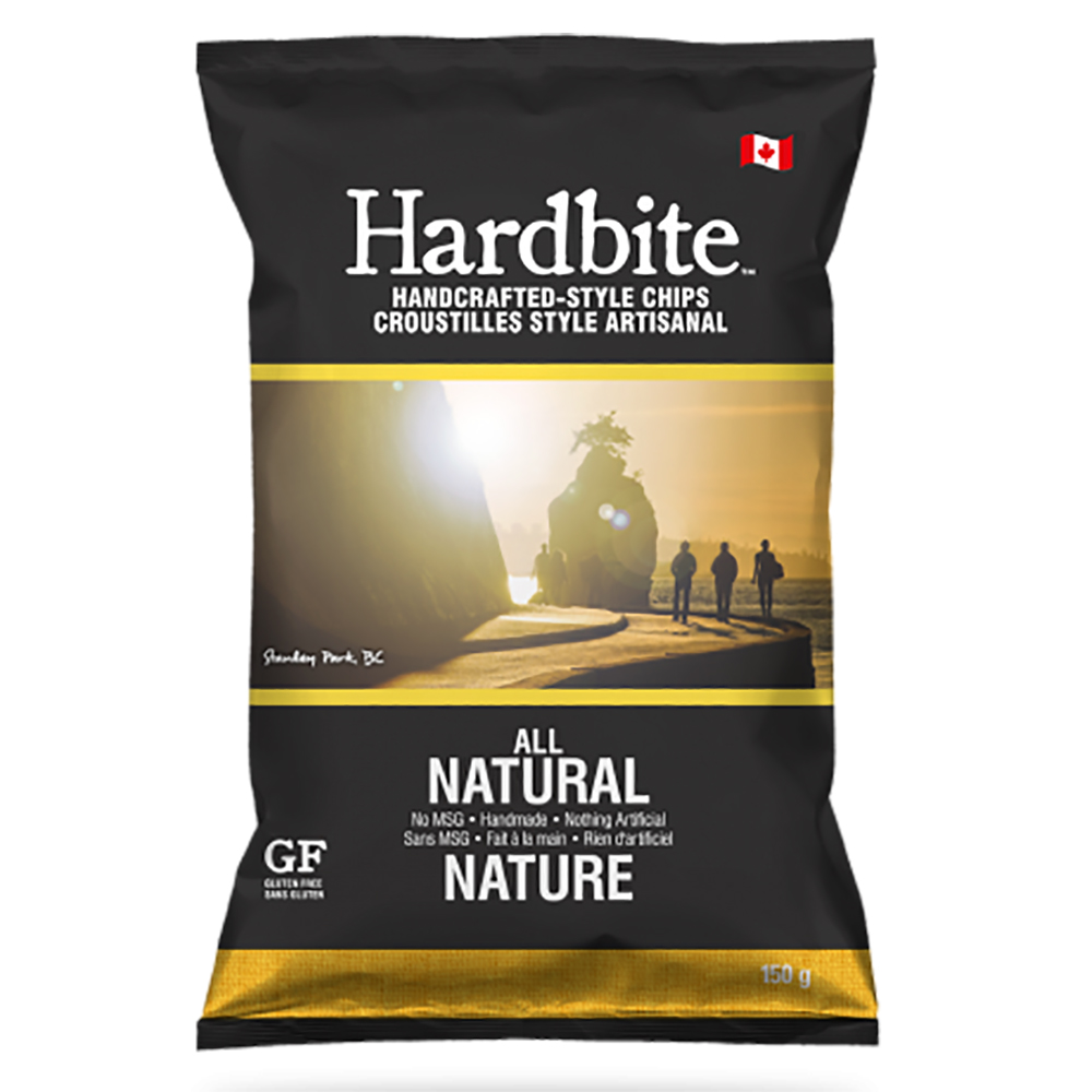 POTATO CHIPS ALL NATURAL