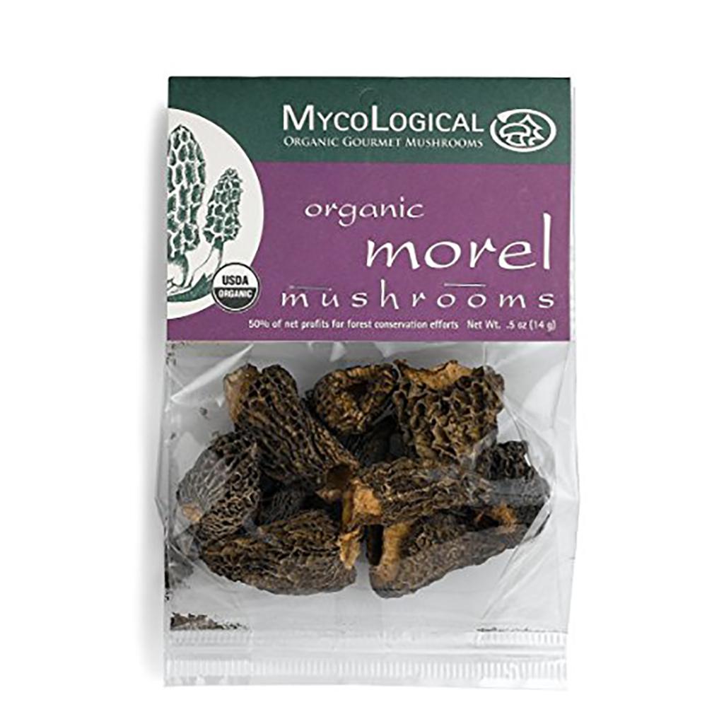 MOREL MUSHROOM DRIED