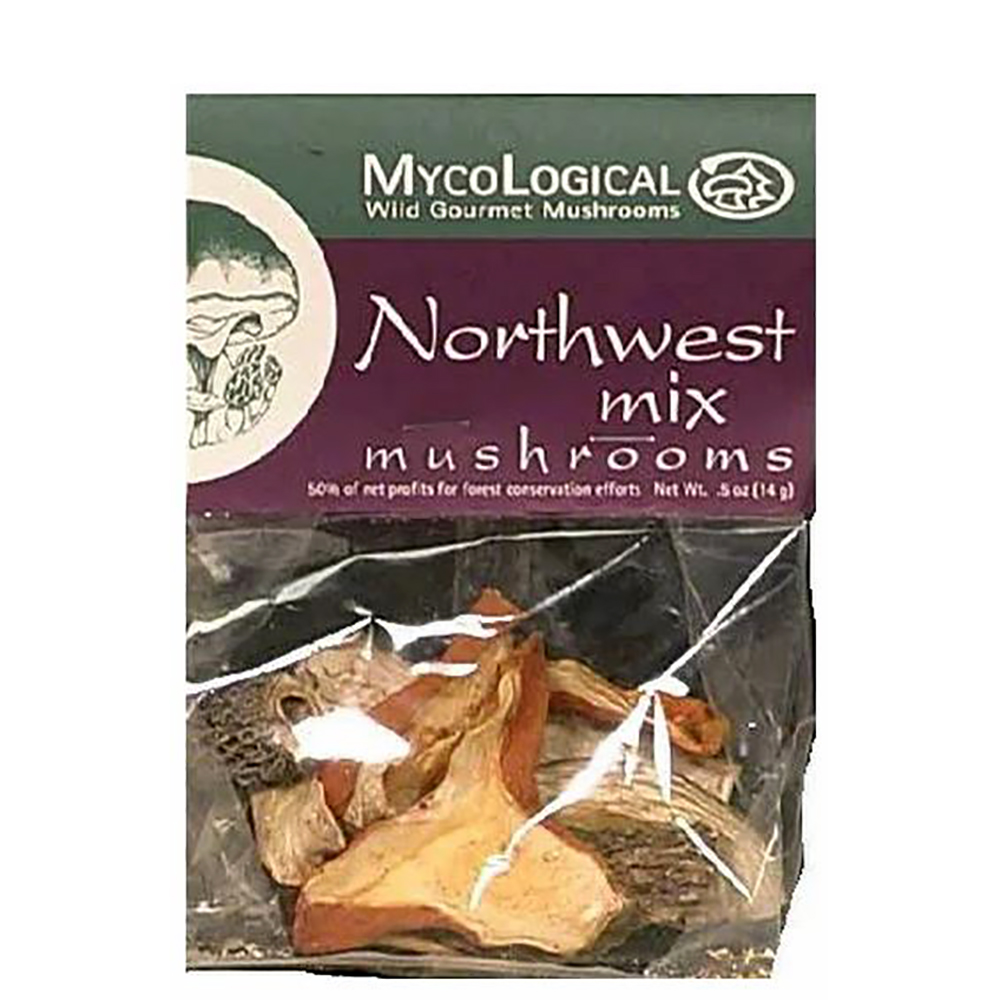 NORTHWEST MIX MUSHROOM DRIED