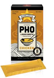 PHO CHICKEN BROTH CONCENTRATED