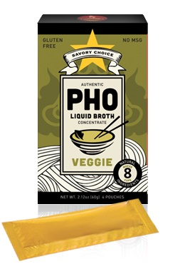 PHO VEGGIE BROTH CONCENTRATED