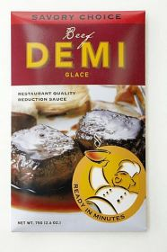 BEEF DEMI GLACE