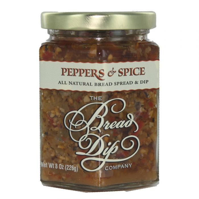 PEPPERS & SPICE BREAD DIP
