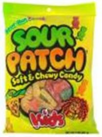 SOUR PATCH KIDS BAGS