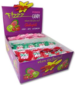 ZOTZ STRINGS-CHERRY, APPLE, WATERME