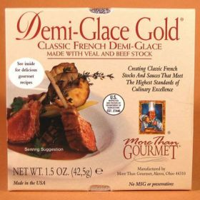 DEMI GLACE GOLD