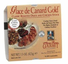 GLACE DE CANARD GOLD